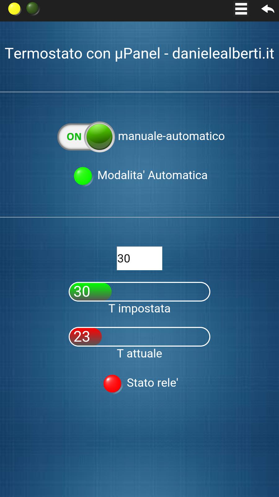 Amato Daniele Alberti, Arduino 's blog: Termostato wifi con Arduino e  EJ24