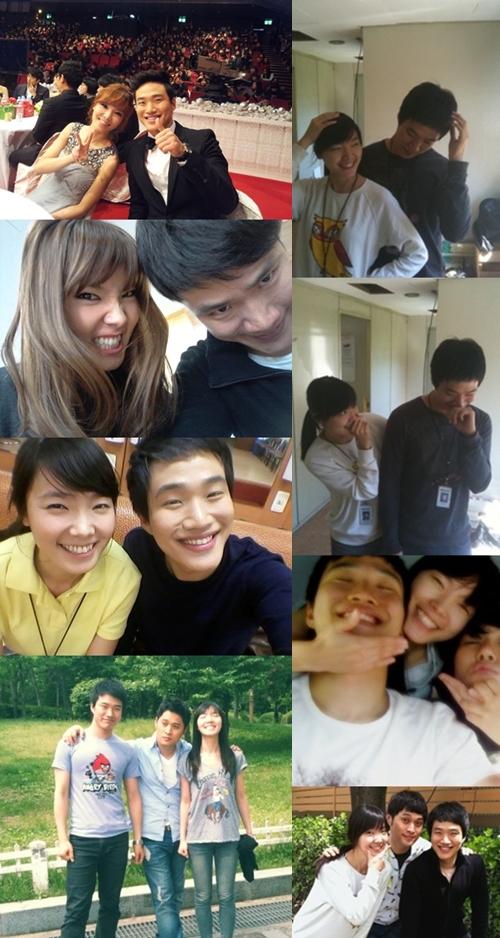 Shin bora dating site