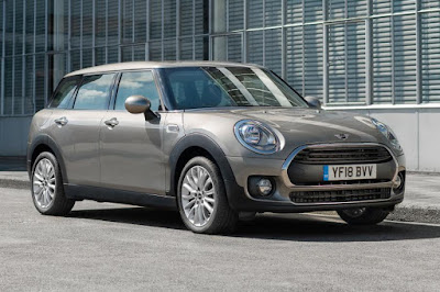 Mini One Clubman City (2018) Front Side