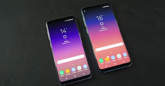 Samsung Galaxy S8 and S8+ receive August security patch