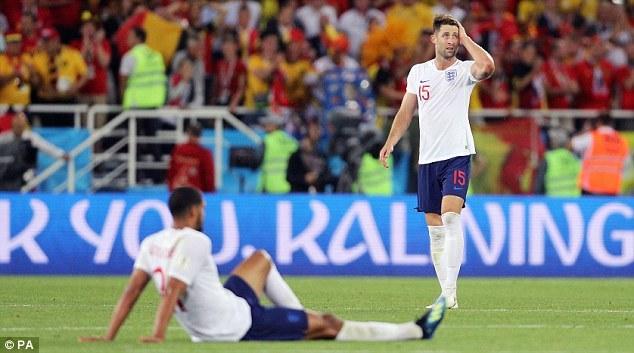 England Kalah Dari Bergia 1-0