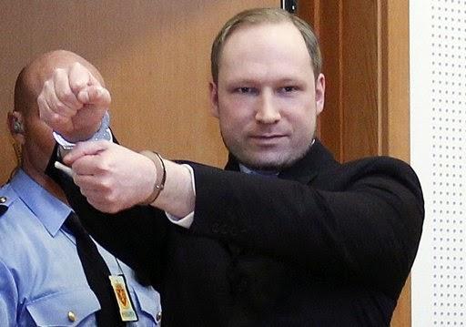 Anders Breivik defende extinção dos inferiores