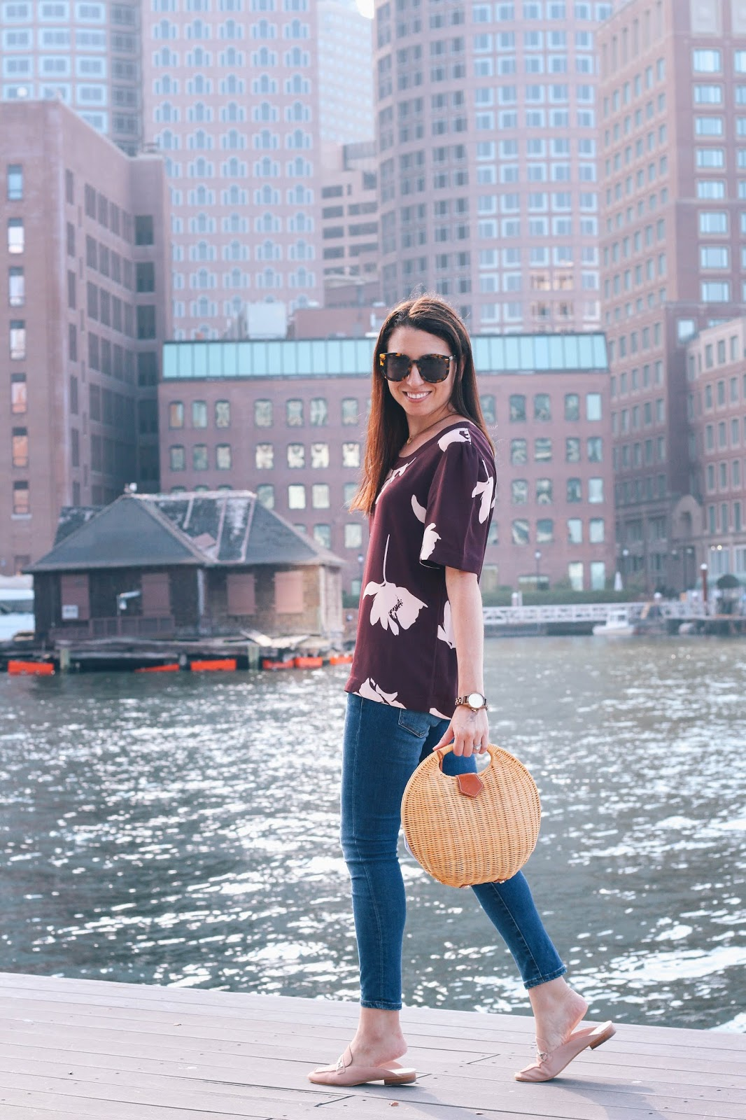 Boston Life & Style Blogger, The Northern Magnolia, is sharing her favorite finds from the Nordstrom Summer Sale.
