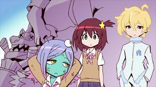 Luluco, Midori and Alpha Nova