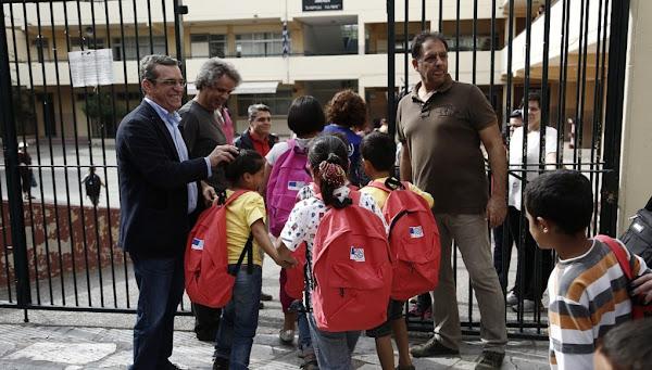 Ο αληθινός λόγος που θέλουν τα παιδιά των «προσφύγων» στα ελληνικά σχολεία.