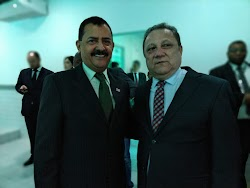 Presidente do Tribunal de Justiça José Joaquim e Cleones Cunha presidente do Tribunal Regional Eleitoral do Maranhão inauguram fórum de Tuntum