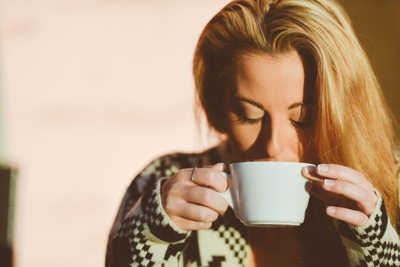 Beba menos café