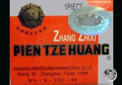 Obat Pengering Bekas Luka Jahitan Operasi Cesar Pien Tze Huang