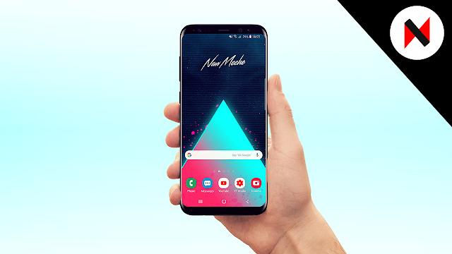 تثبيت واجهة One Ui على Android Oreo في هواتف سامسونج S7/S8/Note8/S9/Note9 - تحديث V5