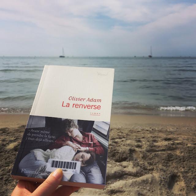 La renverse, Olivier Adam