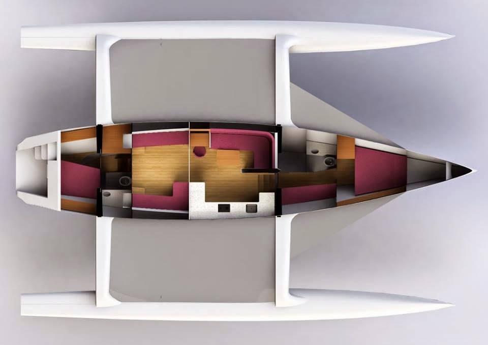 Trimaran Projects and Multihull News: 2014