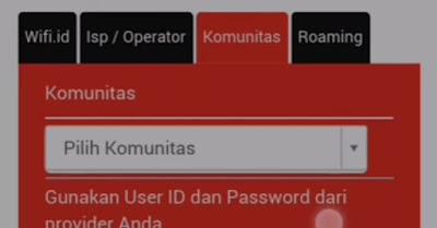 cara mendapatkan wifi id gratis