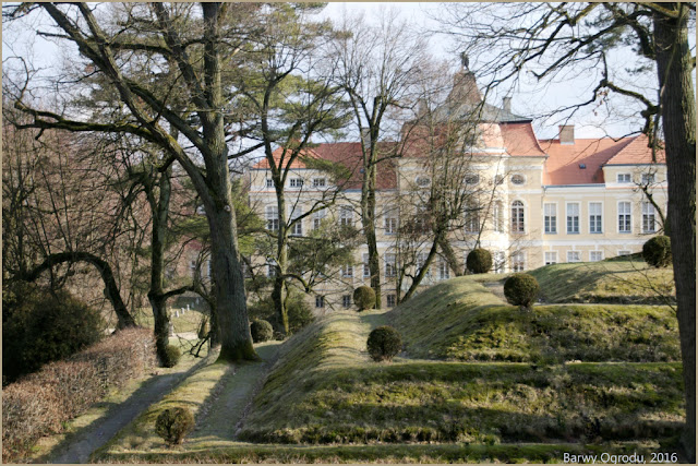 Rogalin pałac