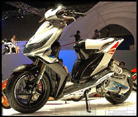 Foto Modifikasi Honda Beat_5 - OtoGrezz