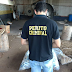 Polícia Civil incinera cerca de 50 kg de drogas em Tangará da Serra