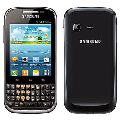 Harga dan Spesifikasi Samsung Galaxy Chat B5330 Terbaru