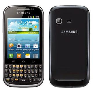Spesifikasi Harga Samsung Galaxy Chat GT-B5330 Terbaru