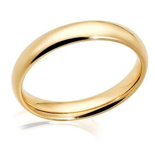 Mens Gold Wedding Bands Weight