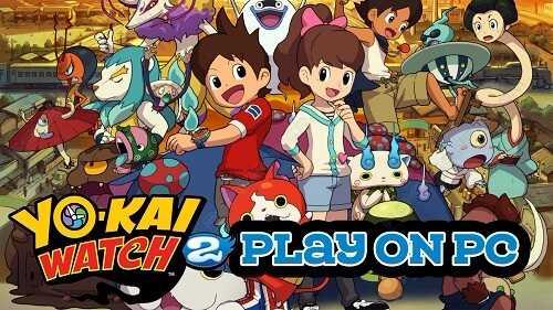 Yo-kai Watch 2 Bony Spirits