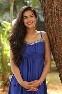 Actress Prasanna Stills in Blue Short Dress at Inkenti Nuvve Cheppu Movie Platinum Disc Function  0061.JPG