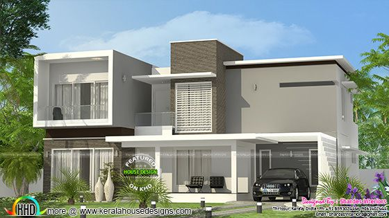 Contemporary 2700 sq-ft house