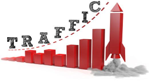 Những cách tăng traffic cho website cực kỳ hiệu quả