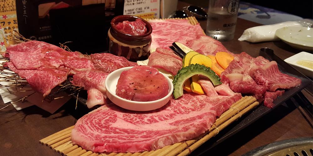 食在石垣 平食靚牛炭火燒肉!肉質肥美油花均衡 入口即溶!不輸神戶牛的好滋味