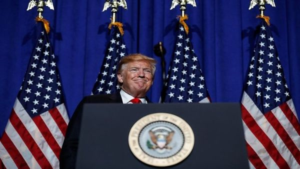 Demócratas avanzan en posibilidad de impeachment a Donald Trump