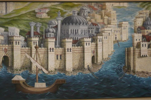 Image result for images of constantinople