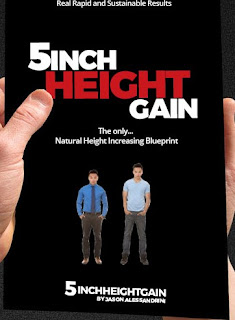 how to grow 5 inches taller in 2 weeks