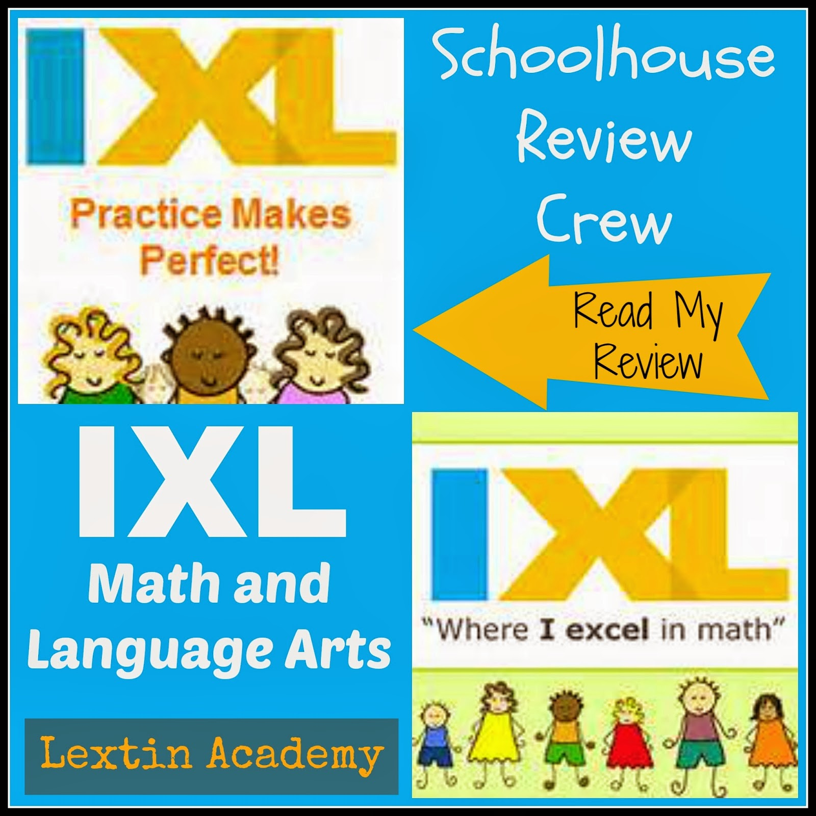 Review Crew} IXL.com - Math and Language Arts - Lextin Eclectic