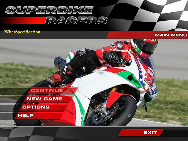 Download SuperBike Racers game Free