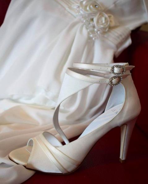 Scarpe Sposa 7 Cm.Look Like A Model Scarpe Sposa E Cerimonia Su Misura Made In