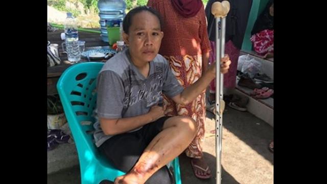 Kisah Mengerikan Korban Selamat dari Likuifaksi di Balaroa Palu