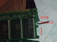Mengatasi layar monitor mati IR 5000S