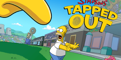 The Simpsons: Tapped Out Apk + Mod (Free Shopping) Download