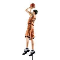 Shintarou Midorima 1/8 Orange Uniform ver. de Kuroko no Basket - MegaHouse
