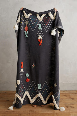 Anthropologie Favorites Bohemian Blankets And Throws