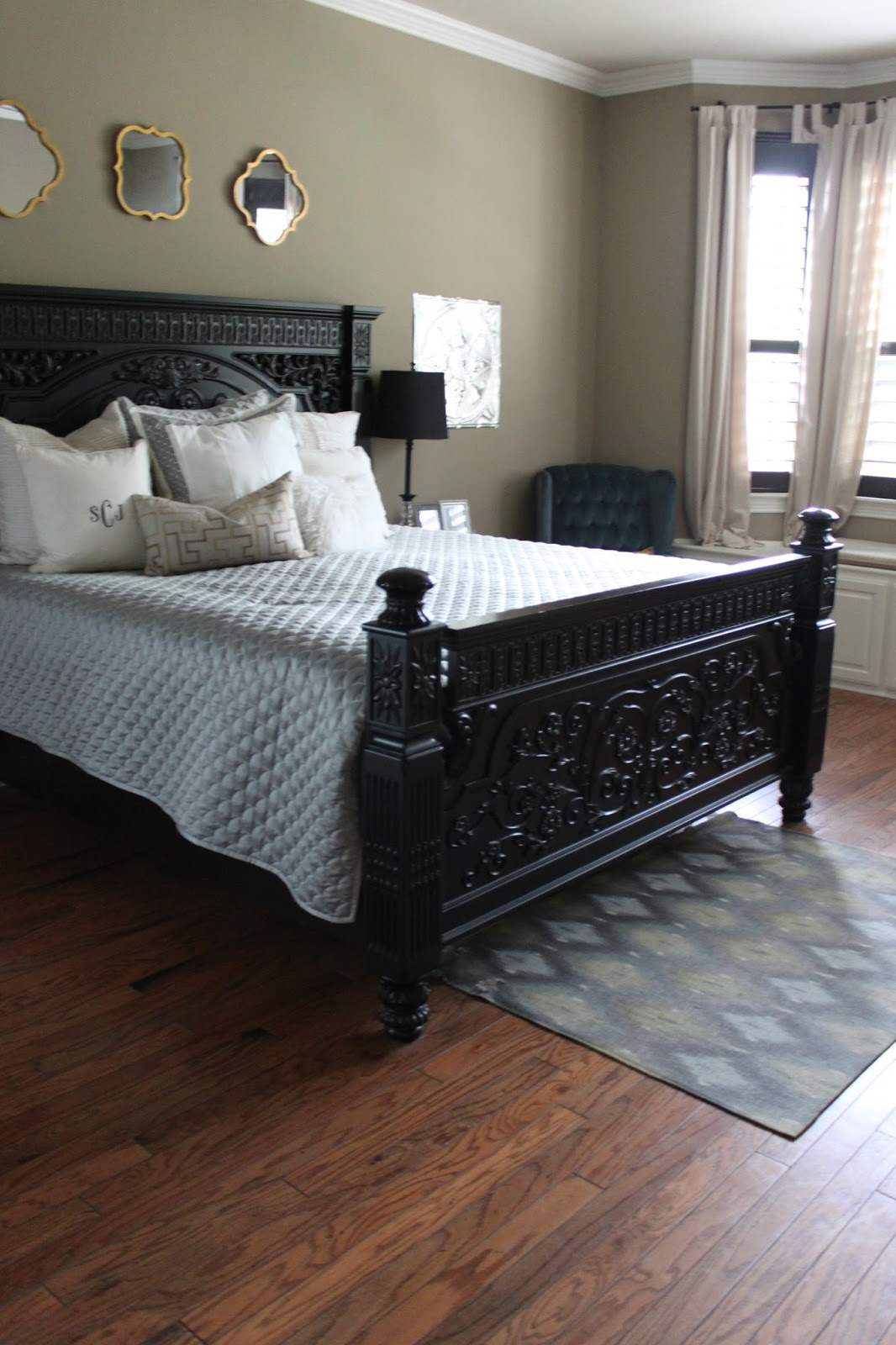 Crafty Texas Girls 3 Ways To Update Your Bedroom For Fall