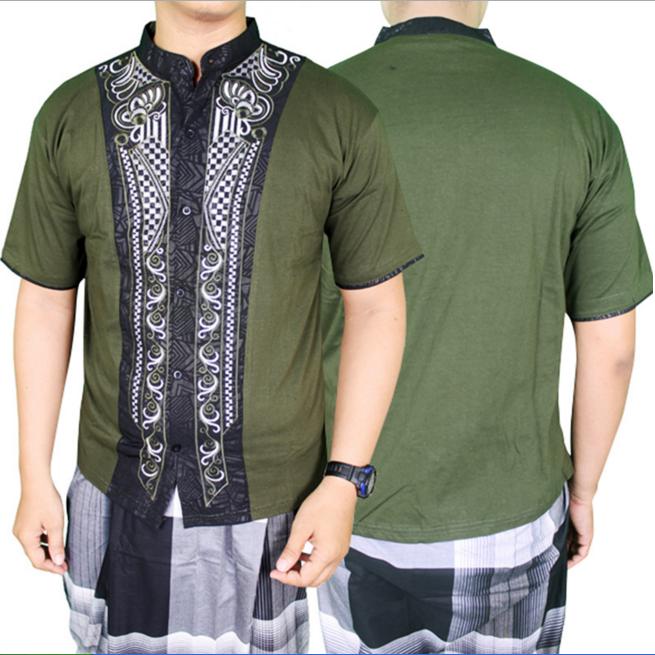 Grosir Baju Muslim Pria Model Terbaru Tahun Ini Di Lazada Market