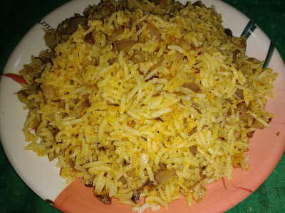 Buttered Onion Rice recipe | how to prepare Buttered Onion Rice?