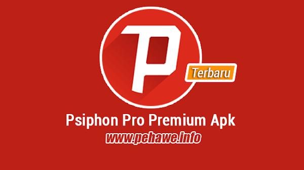 Psiphon Pro Build 172 Unlimited Speed Terbaru