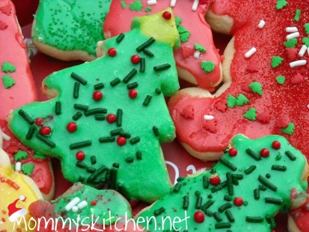 Mommy\'s Kitchen - Recipes From my Texas Kitchen: Sugar Cookie Cut ...