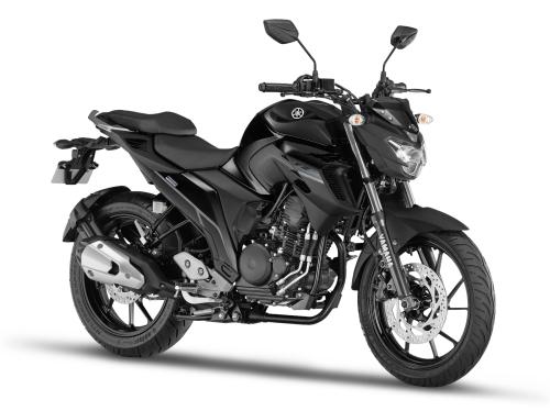 Yamaha FZ25 2017 Di Lancarkan Di India