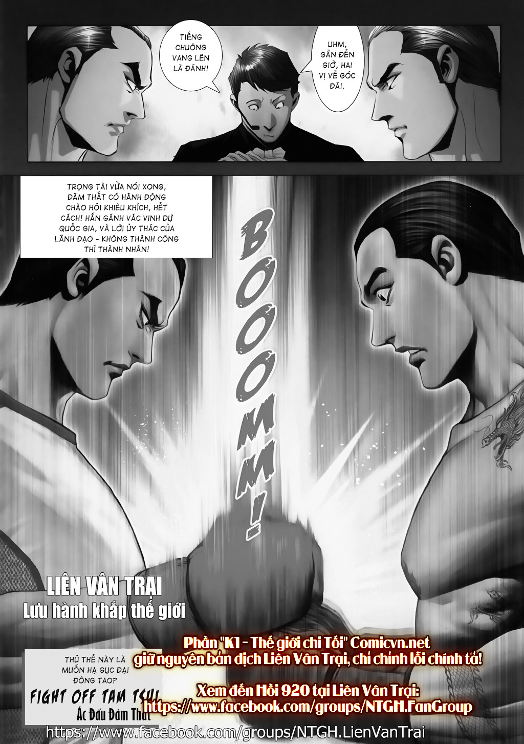Người Trong Giang Hồ Chap 858 - Truyen.Chap.VN