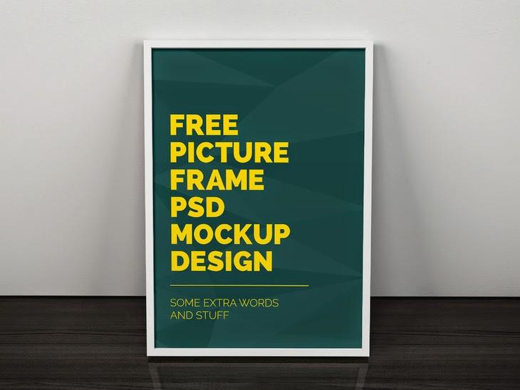 Artwork Frame Poster Mockup