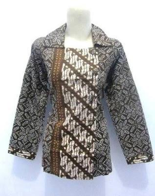 Desain Batik Simpel Untuk Segala Acara