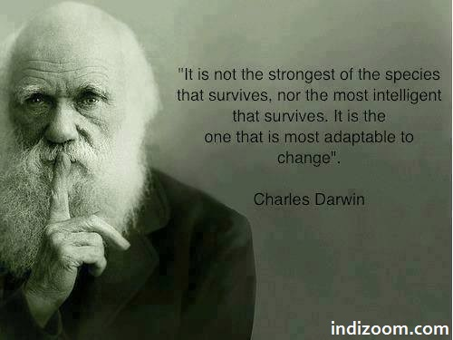 Quotes of Charles Darwin