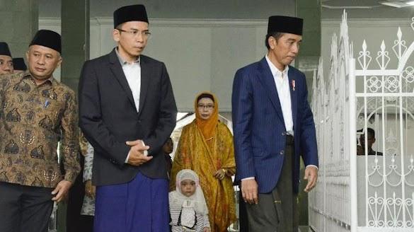 Sanksi Demokrat untuk TGB Bukan karena Dukung Jokowi