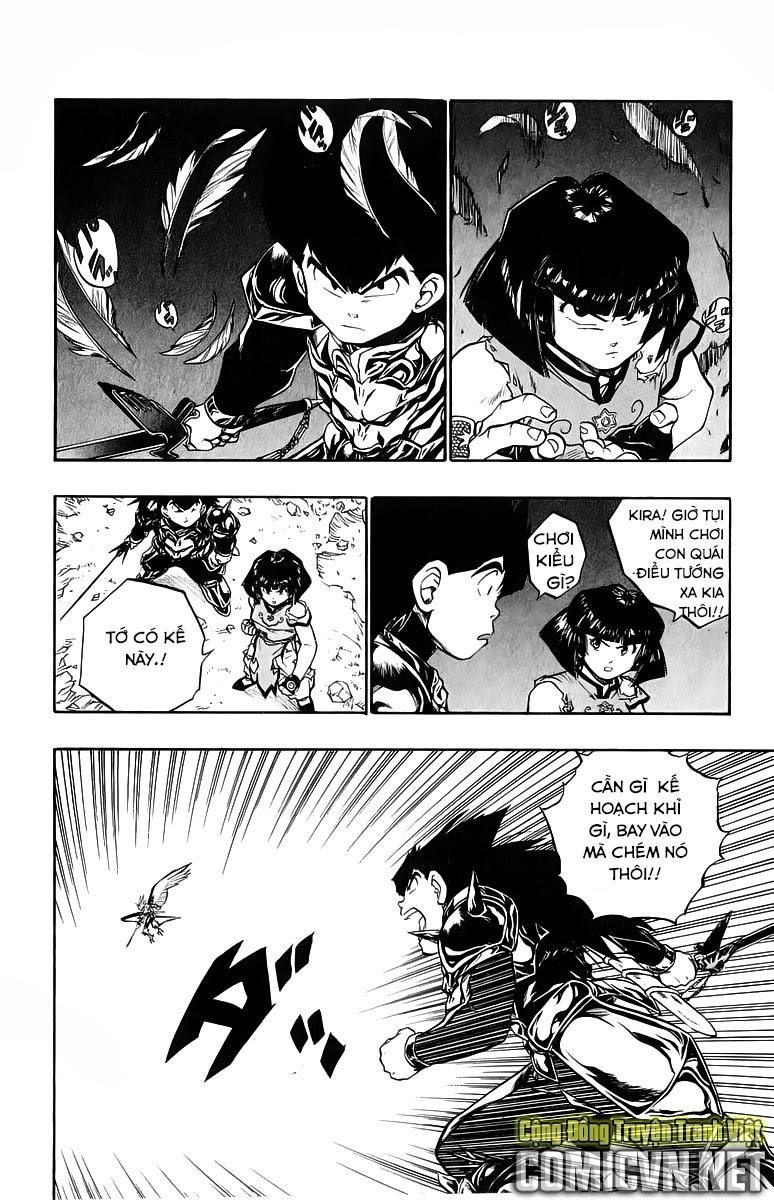 Dragon Quest: Emblem of Roto chapter 28 trang 20